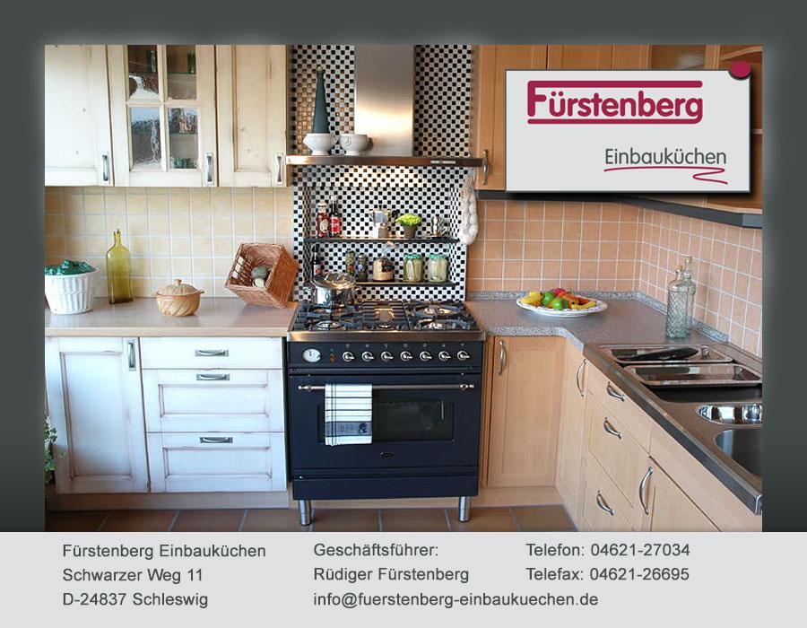 Küchenausstellung von Fürstenberg Einbauküchen